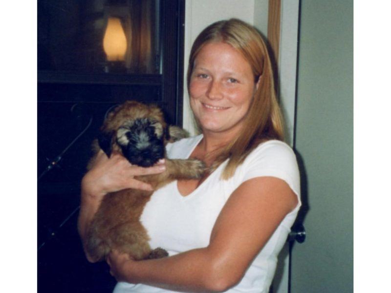 Sherri with Joyce - 2001